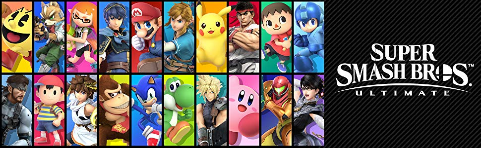 Super Smash Bros  Ultimate Review: Everyone is Here! – The Caldron